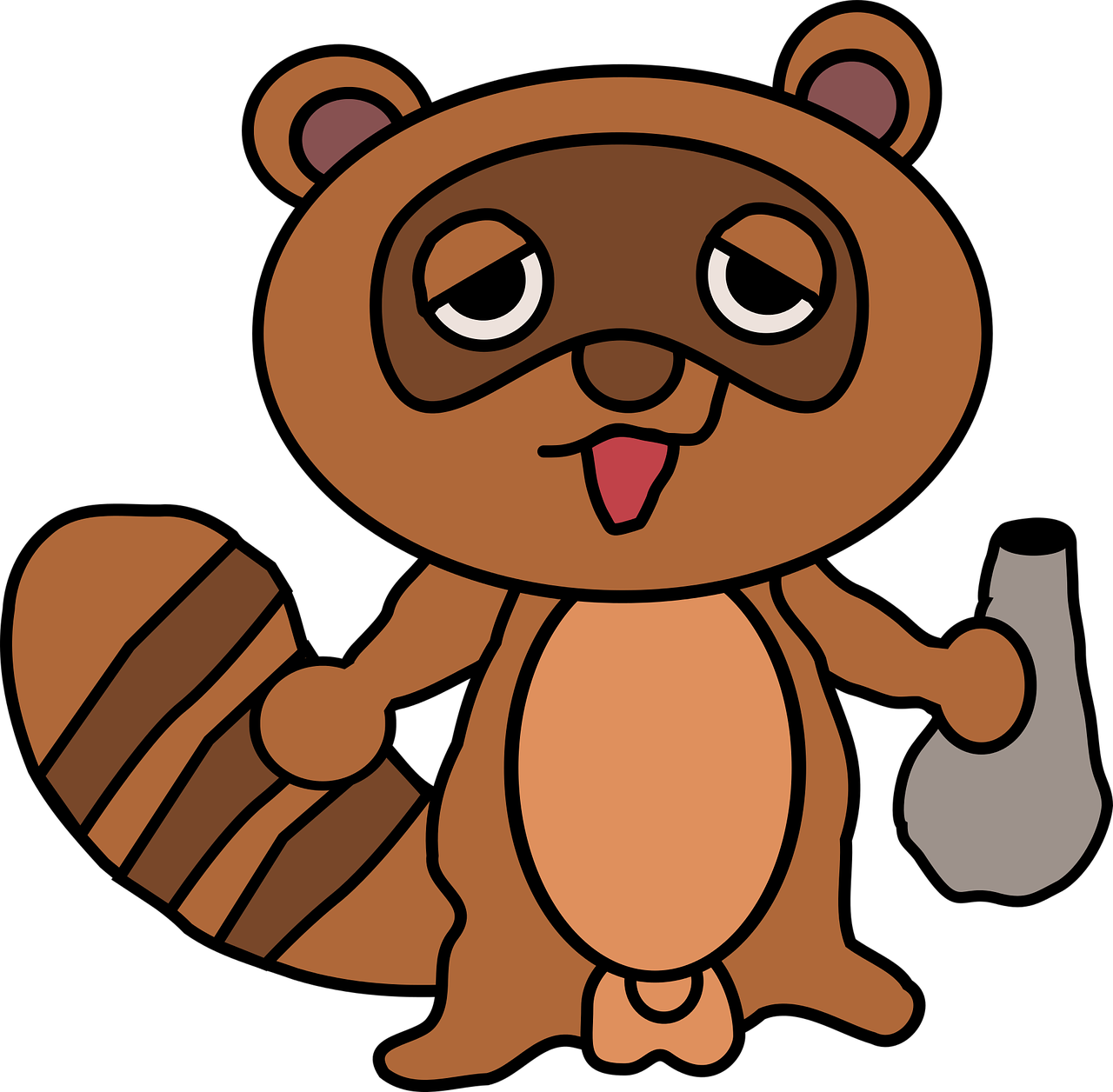 Animal Cartoon Cartoon Animals Png Picpng