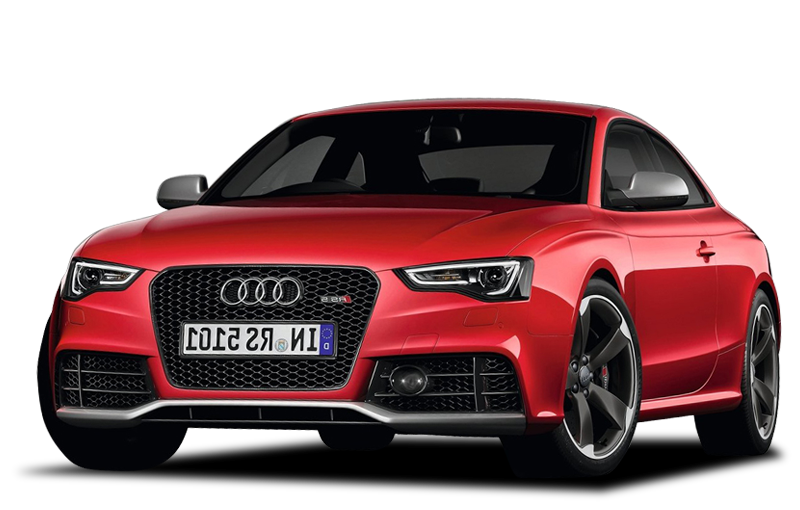 Audi Red A5
