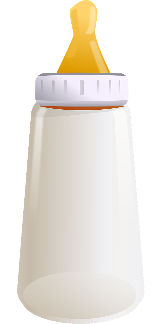Baby Bottle Formula Milk Drink PNG | Picpng