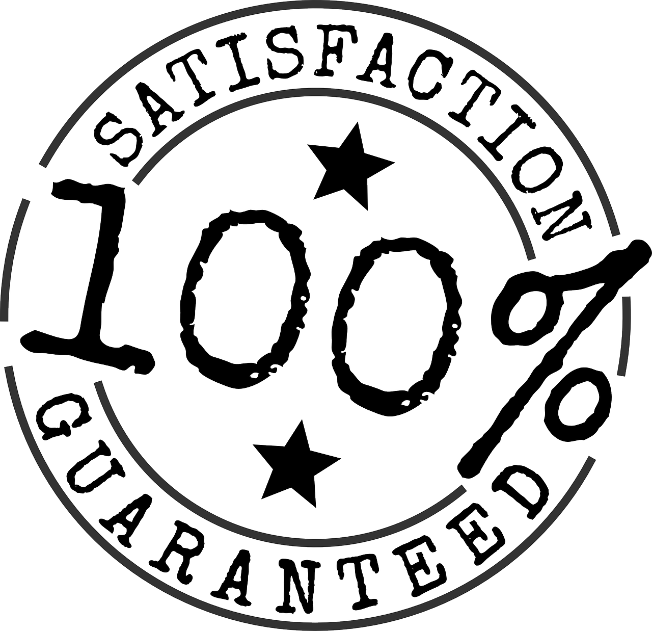 Brand Business Guarantee Logo