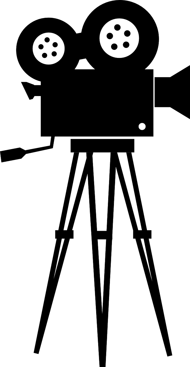 Camera Cinema Film Movie Png Picpng