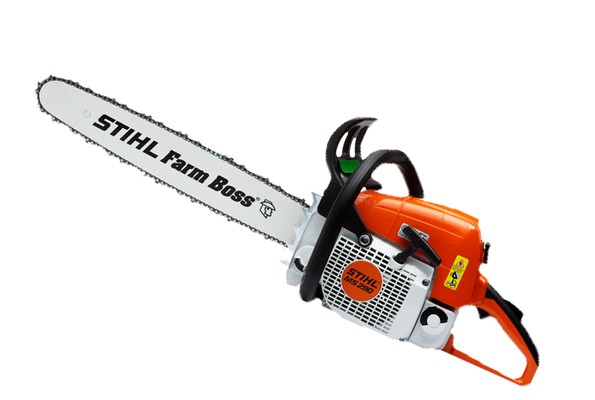 Chainsaw Transparent