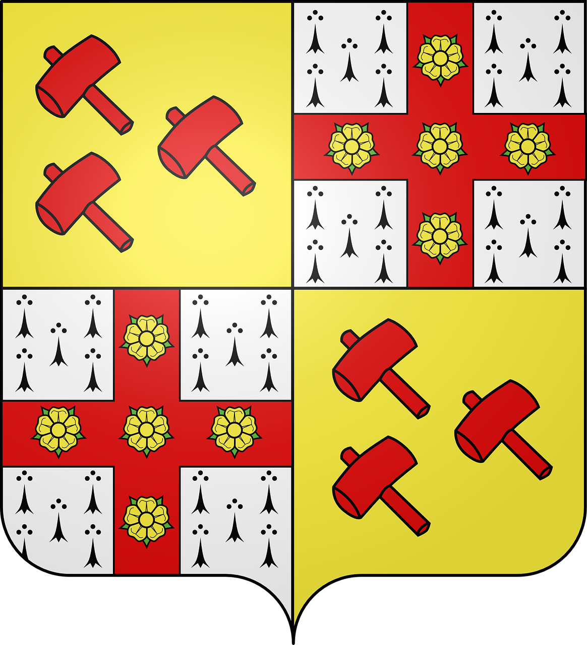 Brabant Belgium Coat Of Arms
