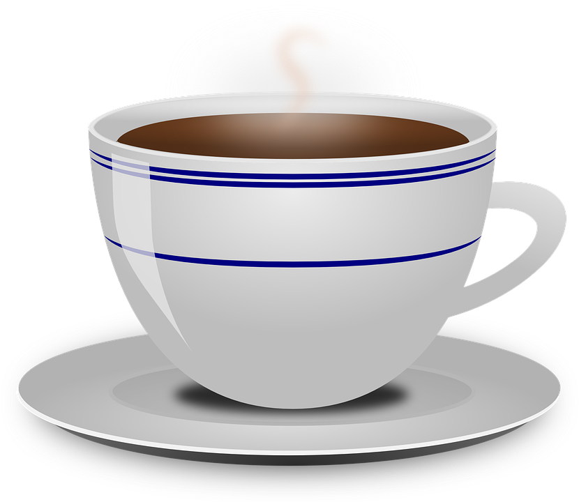 Cup, mug coffee Clipart