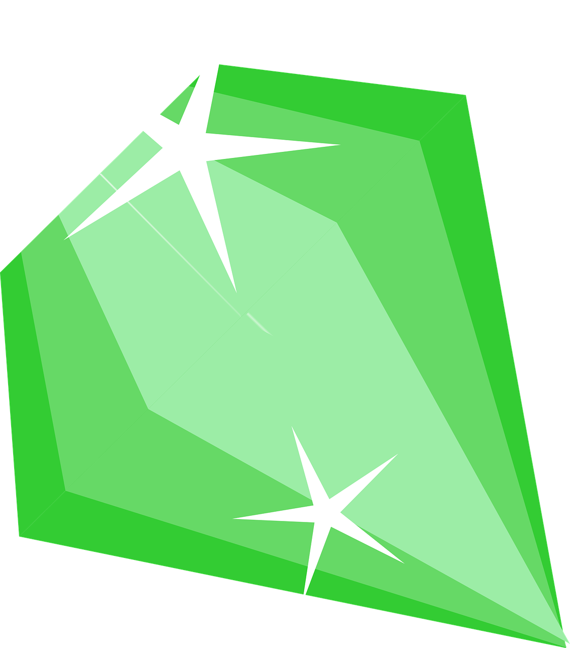 Diamond Green Treasure