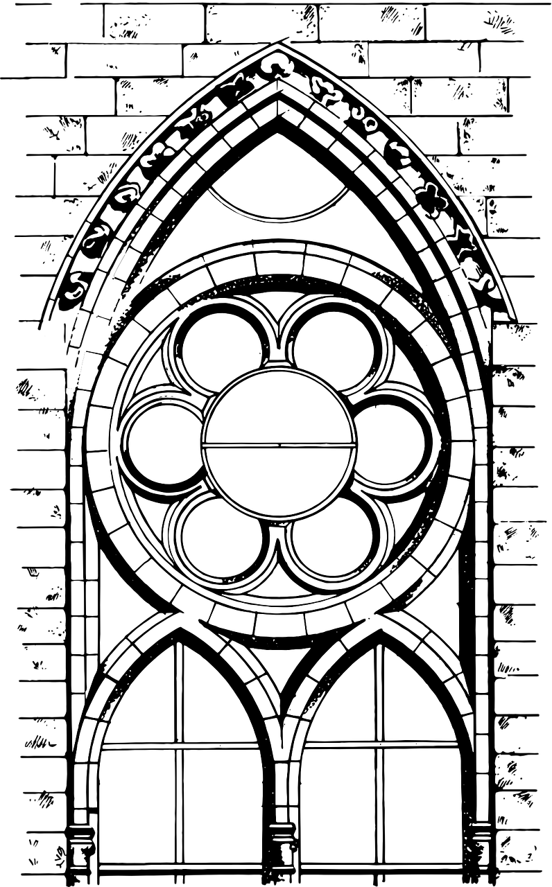 Drawing Cathedral Architecture