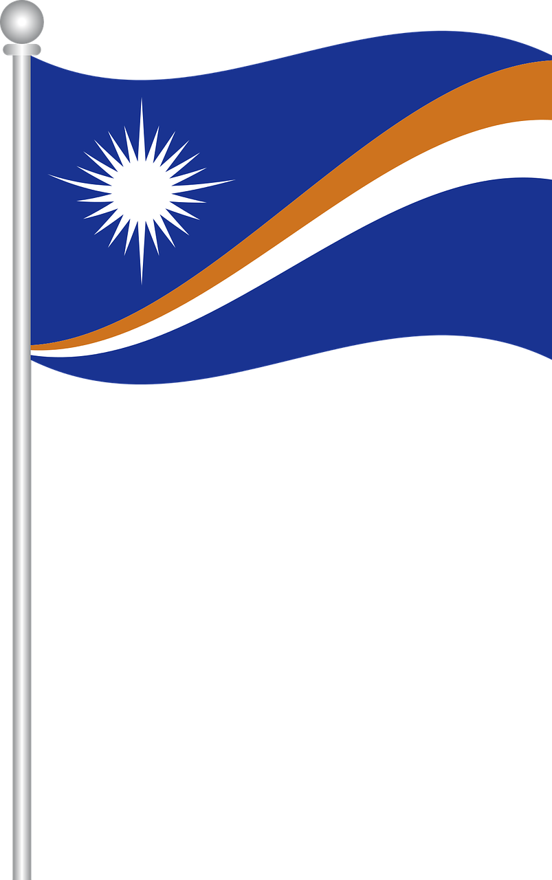 Flag Of Marshall Islands Flag