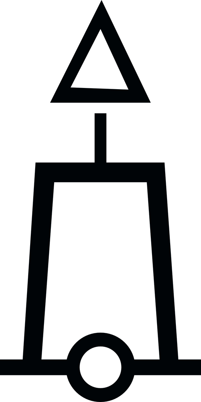 Lighthouse Tower Maritime Symbol