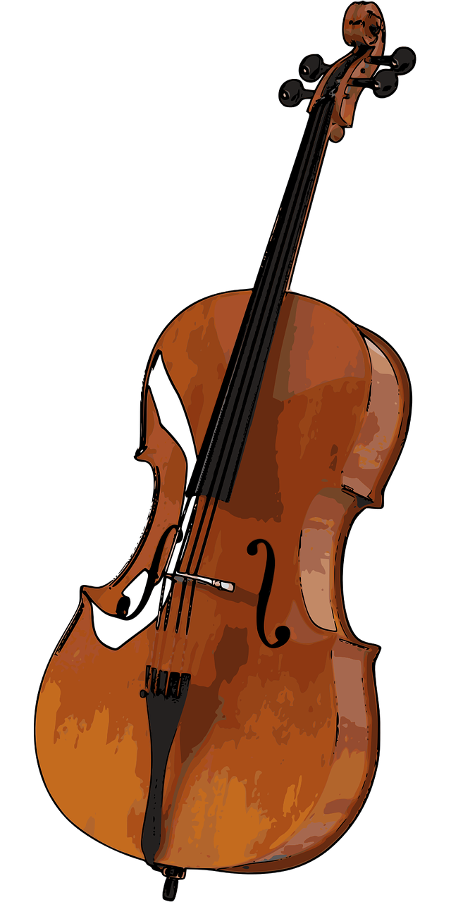 Cello Stringed Instrument Music