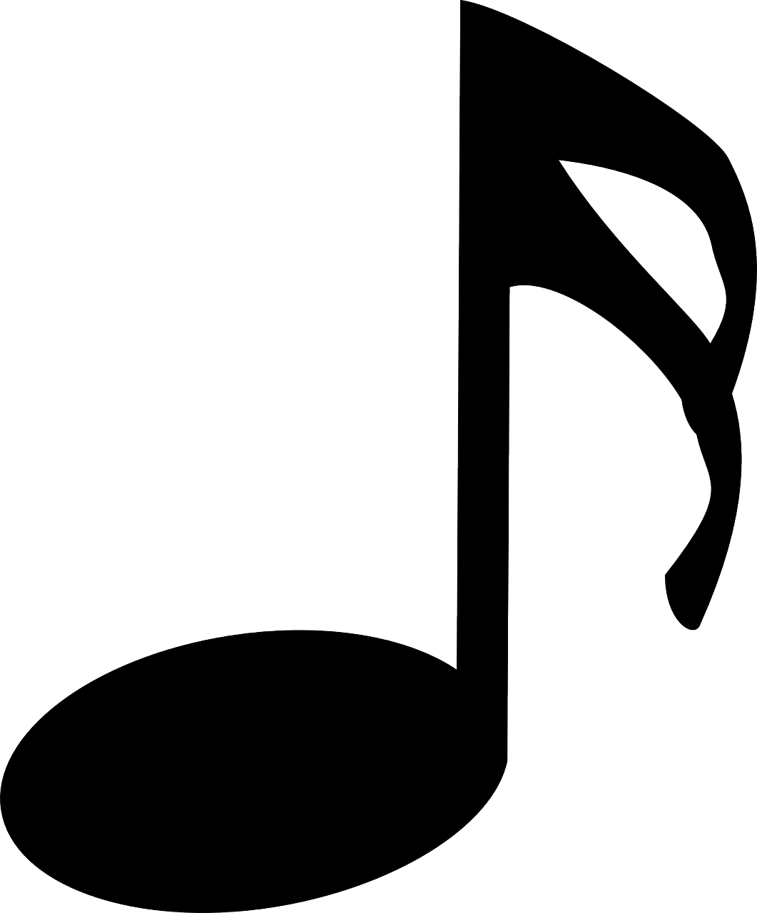 Music Note Melody Symbol Treble