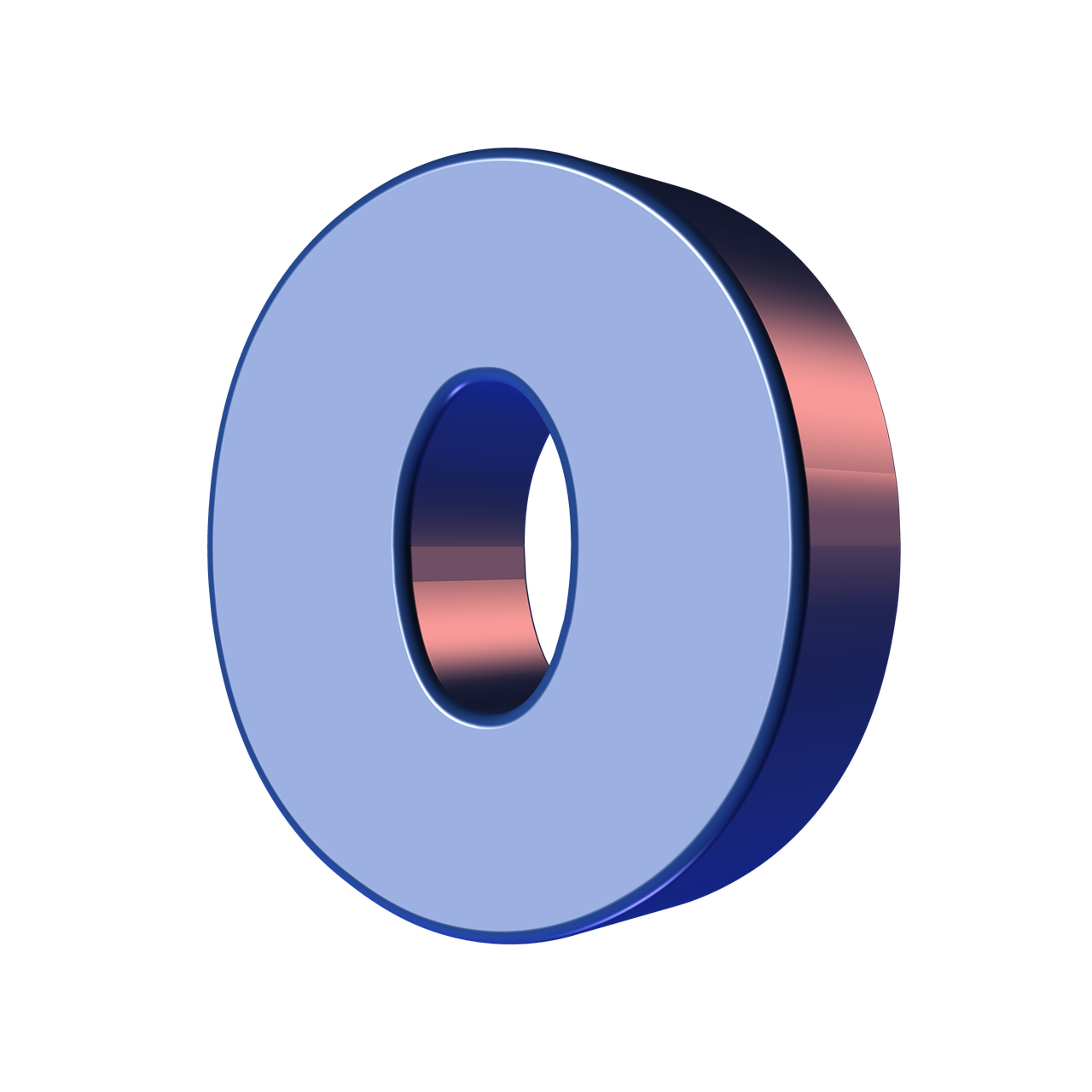 Number Zero 0 Digit Png Picpng