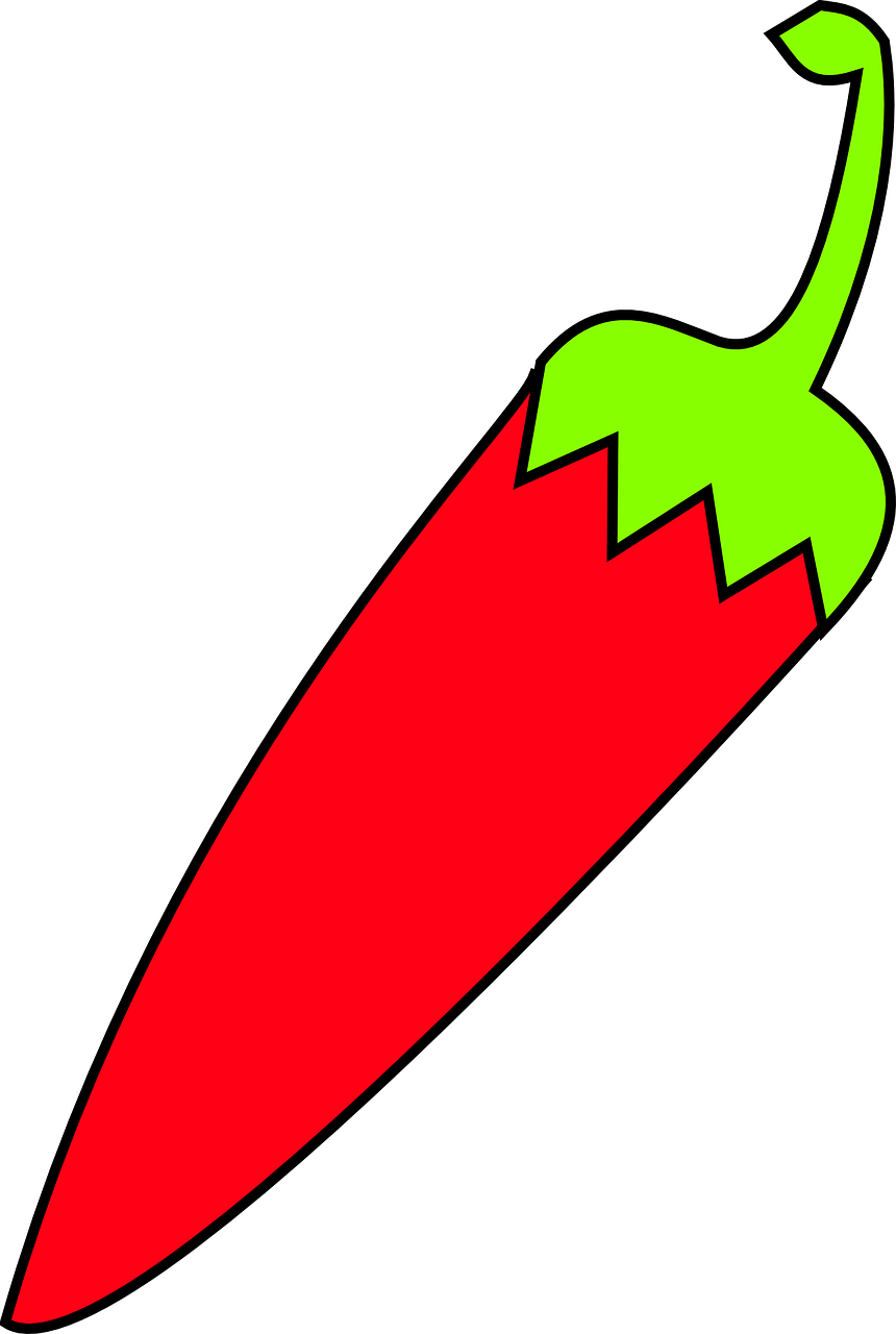 Chili Pepper Food Vegetable