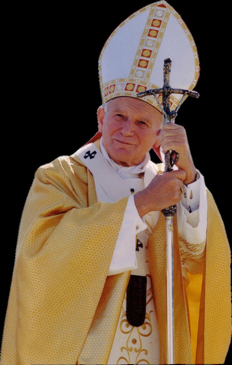 Jan Pawel Ii Pope Holy Vatican PNG | Picpng