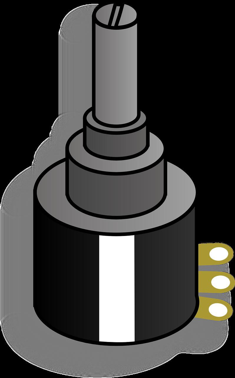 Potentiometer Png