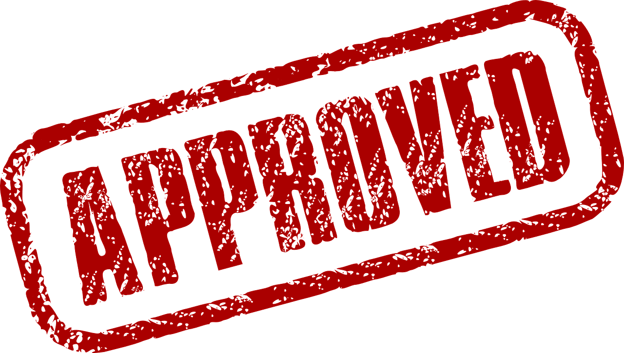 Approved Stamp Approval Quality
