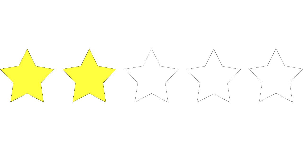 Two star/'s