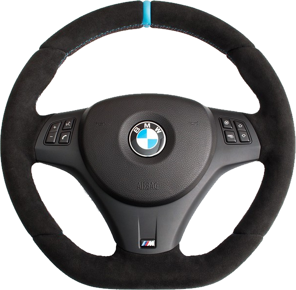Steering wheel illustration