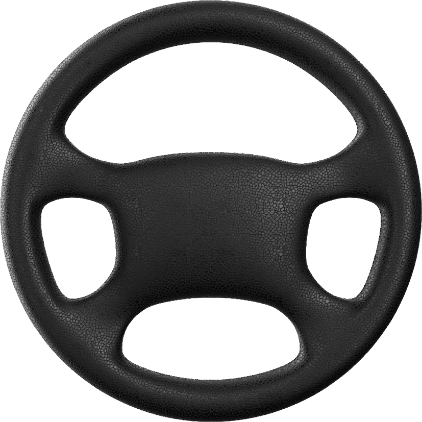 Steering wheel View