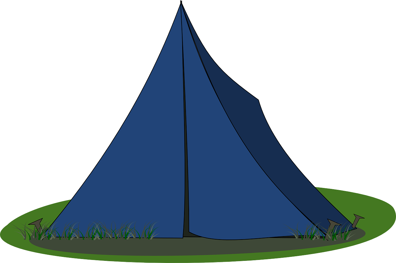 Tent Camp Camping Vacation