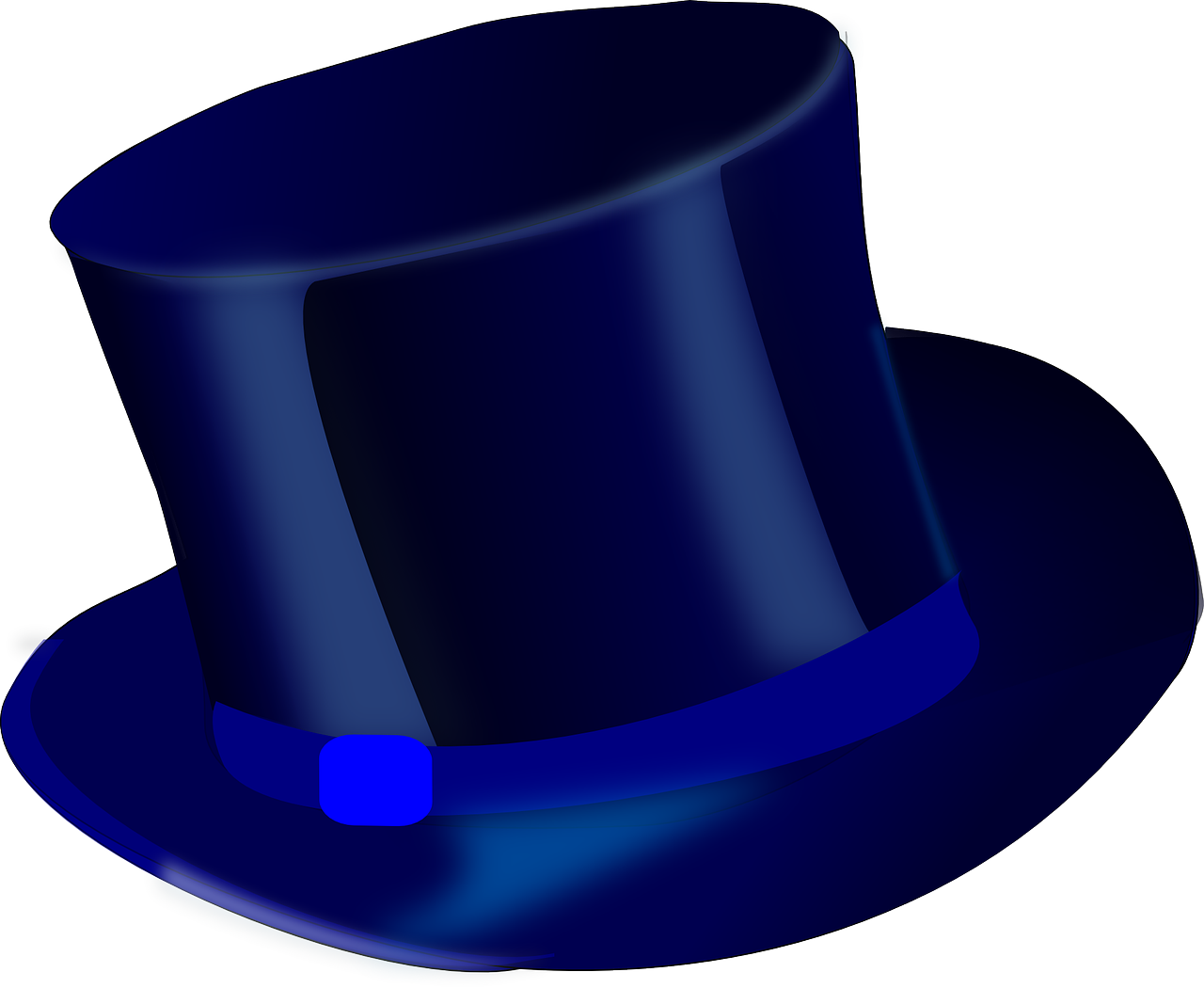Top Hat Stovepipe Hat Topper Cap PNG   Picpng