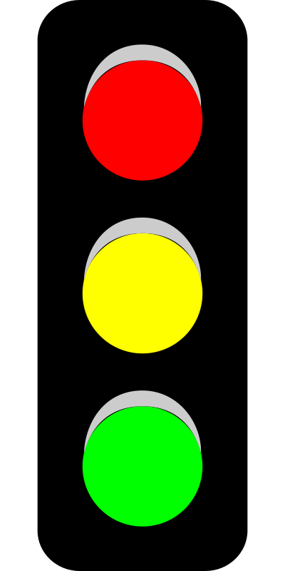 Pattern Traffic light
