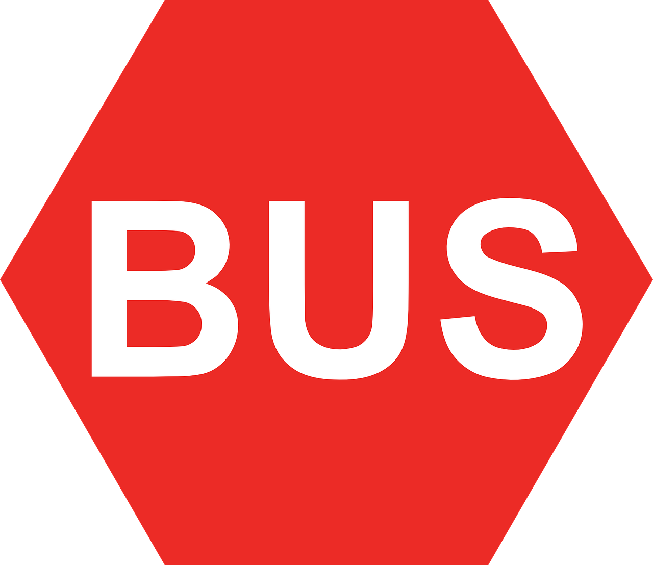 Transportation Public Bus Logo