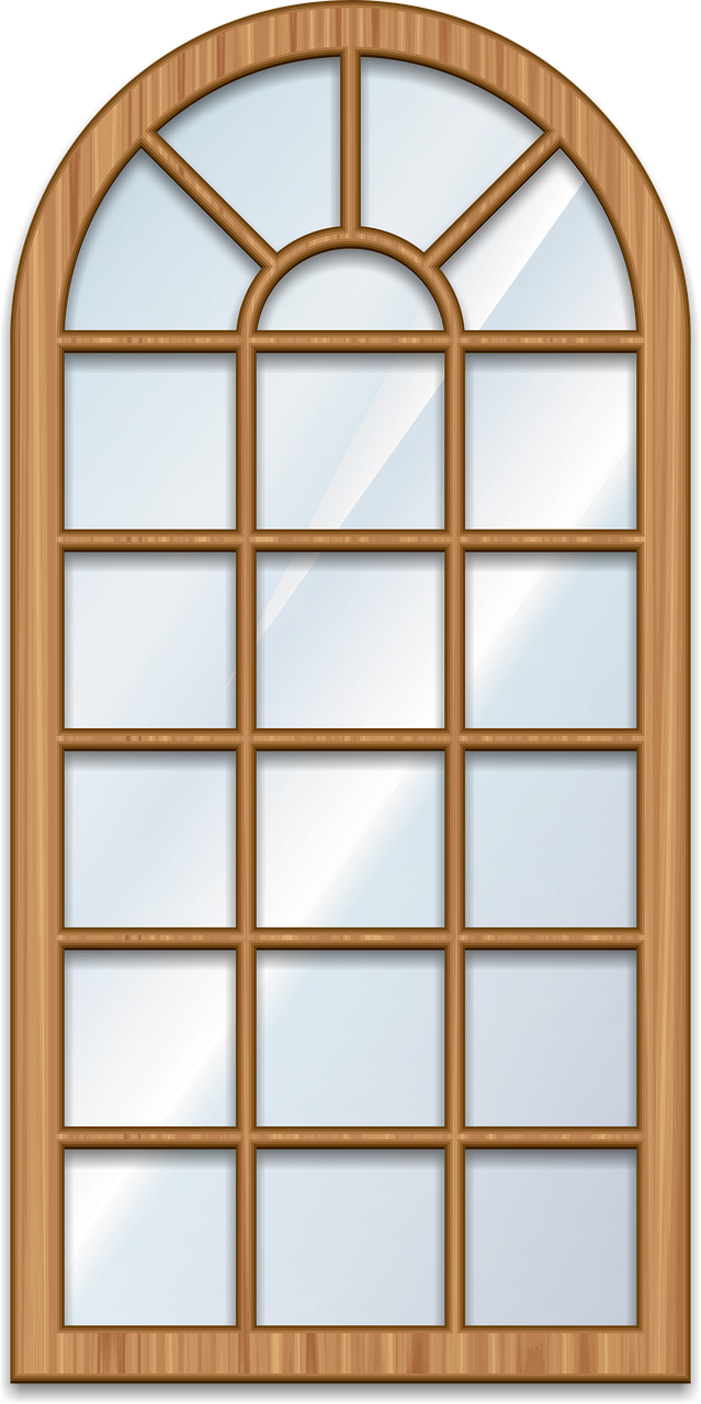Window Wood Pane Architecture